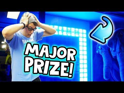 I WON THE MAJOR PRIZE AT MEGA STACKER!!!