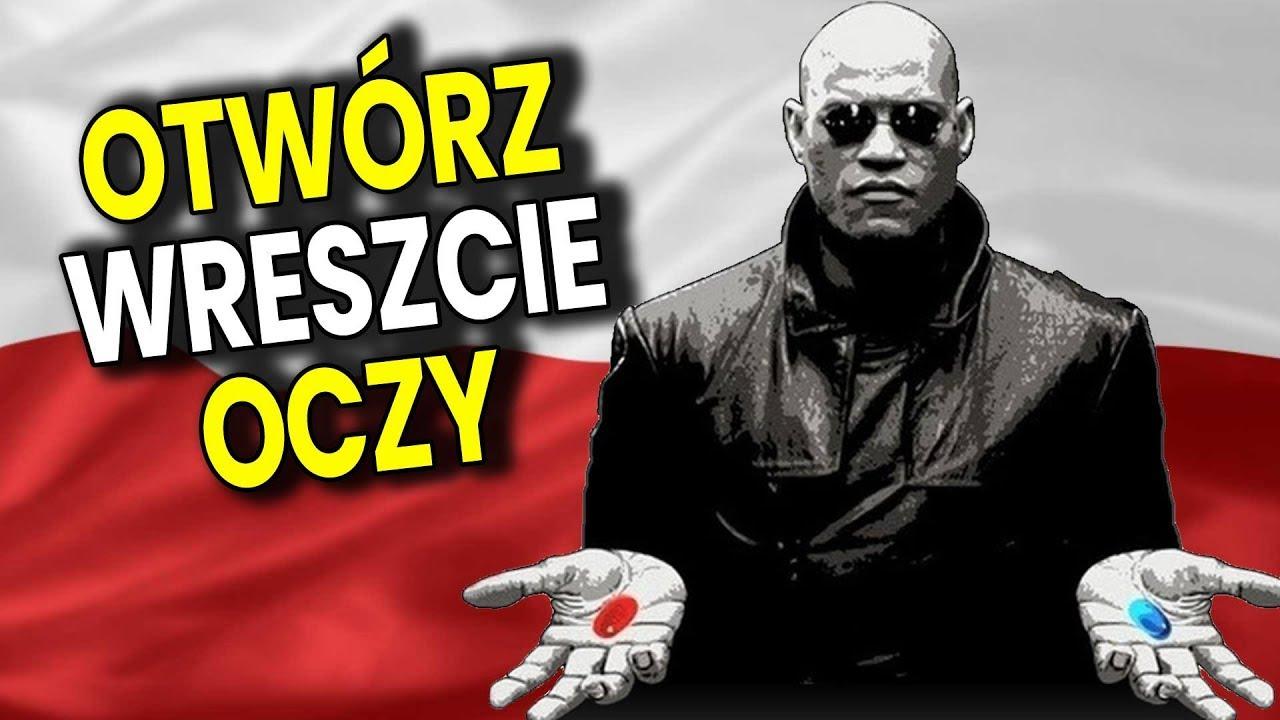 Polaku Otwórz Oczy - Politycy Wybierają Się Sami a Prawo Służy Władzy - Analiza Komentator Film PL