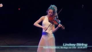 Lindsey Stirling Hallelujah Teatro Caupolicán Santiago de Chile