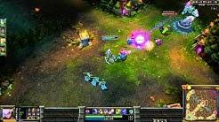 Let's Play League of Legends #001 - [Deutsch] [Full-HD] - Spiel 1 Teil 1/2