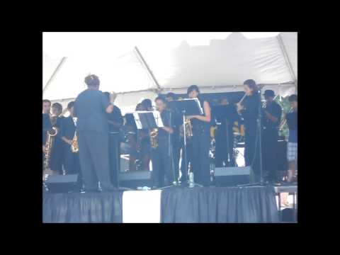 Clip of Takoma Park Middle School Jazz Ensemble - 2015