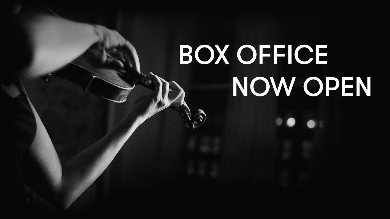 2017–18 Season Box Office Now Open