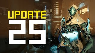 Farming Nerf, 2FA Requirement, Weapon Changes, Wisp, Gas City & More (Warframe)