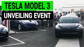Tesla Model 3 Event: The Day It All Started!