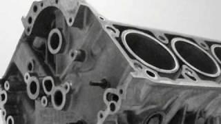 Coffee Table V8 Engine