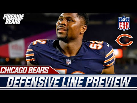 Chicago Bears Defensive Line Preview