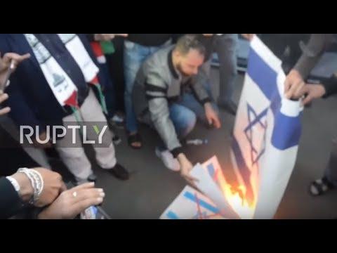 Morocco: Thousands descend on Rabat to protest Trump's Jerusalem move
