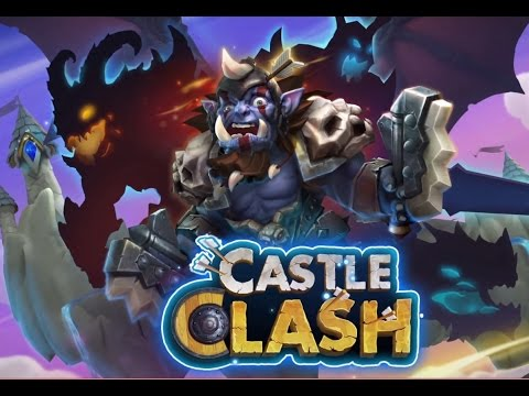 Castle Clash - The New Adventure Video