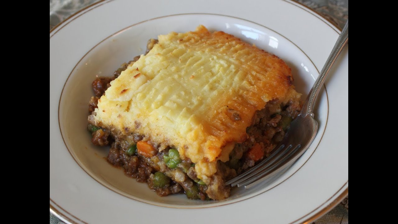 Irish Shepherd's Pie - Classic Shepherd Pie for St. Patrick's Day ...