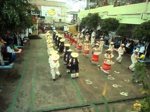 Jarabe michoacano - concurso de danza folklorica - primer lugar.