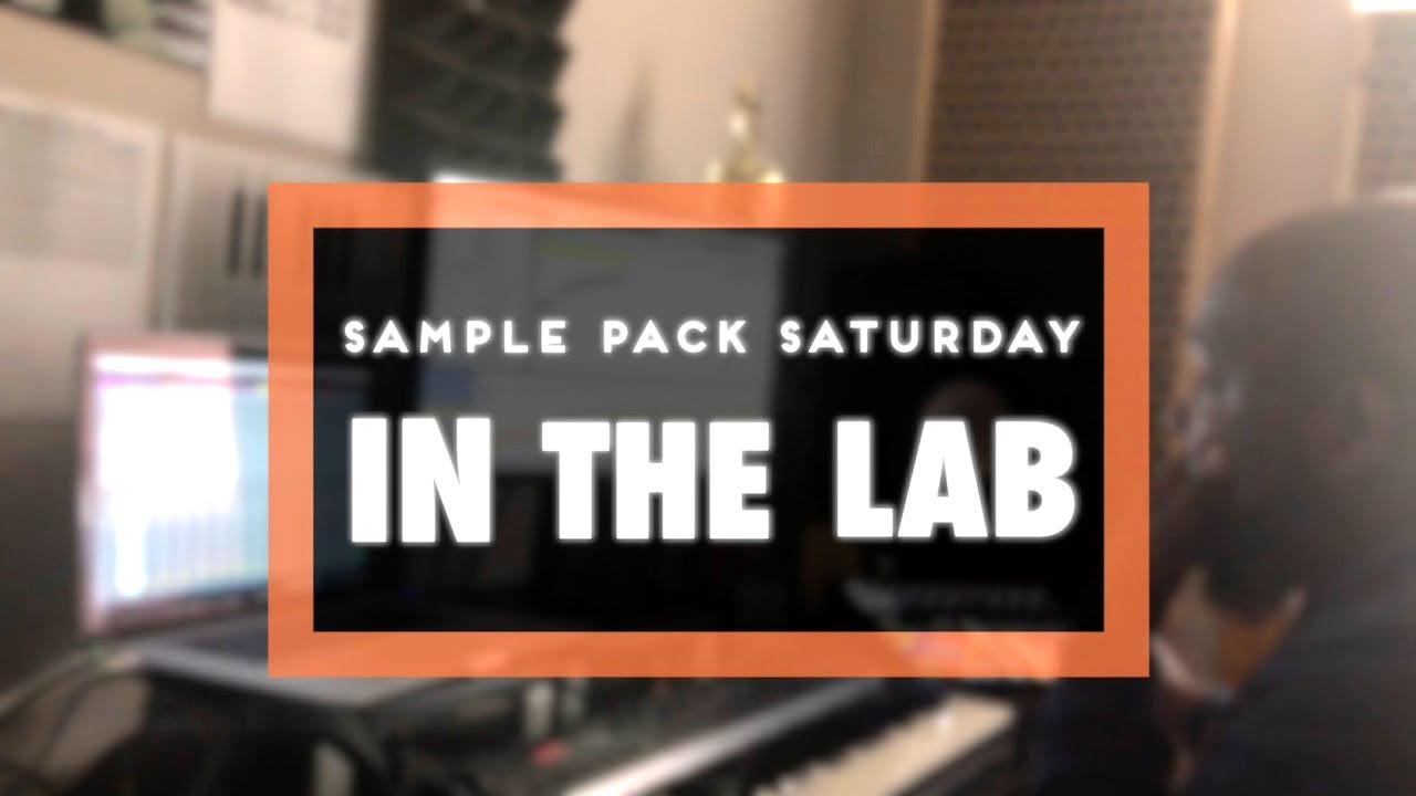 In The Lab] Beat Making With Maschine Masters Sample Pack Saturday ...