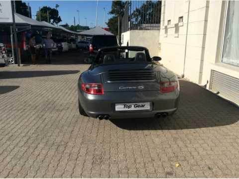 2008 Porsche 911 Carrera 4 S Auto For Sale On Auto Trader South