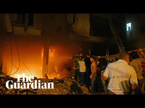 Lebanon: fuel tank explodes in basement of Beirut building