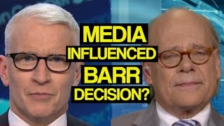 Did The Media Push Jail Time For Barr?