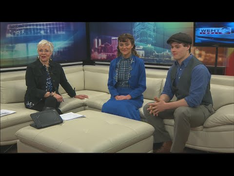WEHT Local Lifestyles - Gibson Southern High School Musical