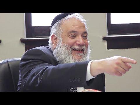 """""""The Rosh Yeshiva"""