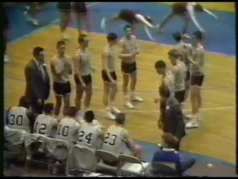 1988 Cape Elizabeth High School Basketball Class B Championship Game