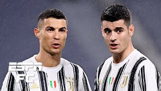 Is Cristiano Ronaldo and Alvaro Morata the best partnership for Juventus moving forward? | ESPN FC