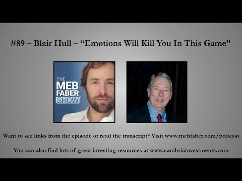 """#89 - Blair Hull - """"Emotions Will Kill You In This Game"""""""
