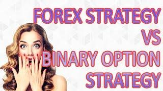 BINARY OPTIONS TRADING SIGNALS. IQ OPTION TRADING - FOREX STRATEGY VS BINARY OPTION STRATEGY