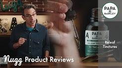 Papa & Barkley Releaf CBD Tincture (Nugg 2019 Tincture Review)