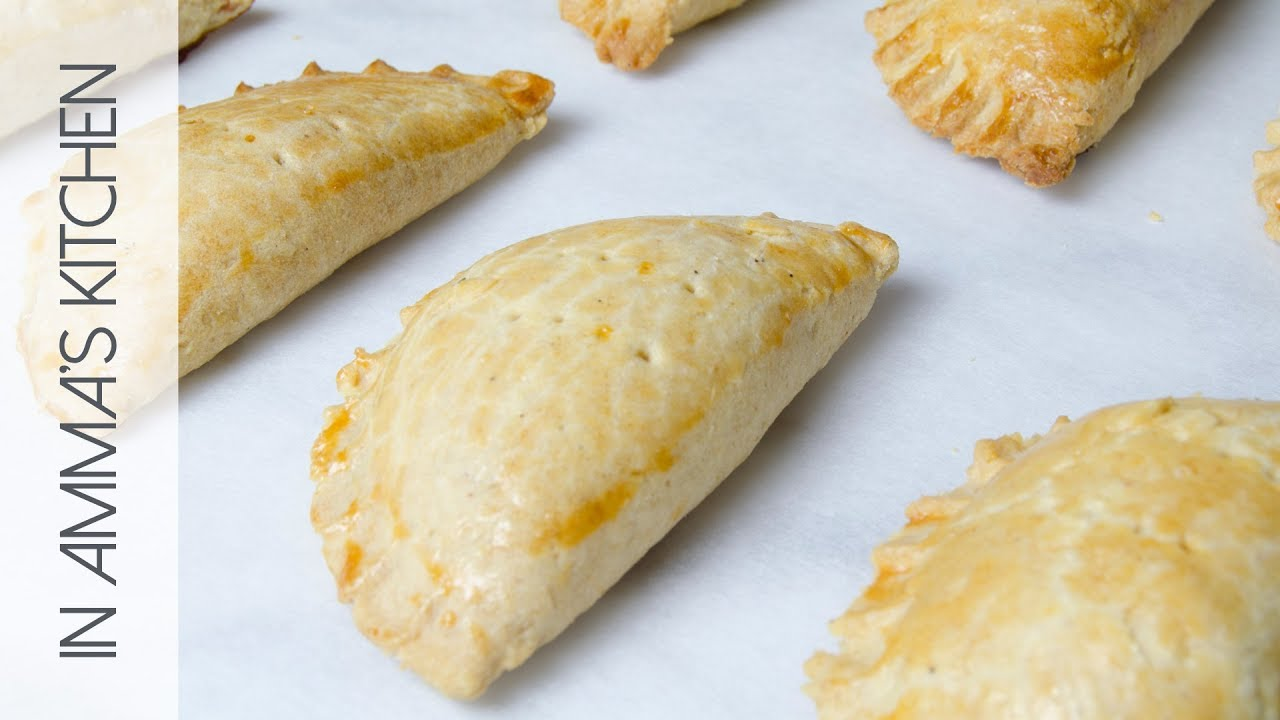 How to make ghanaian meat pie dough