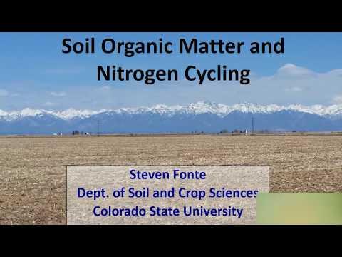 2018 Soil Health & Crop Workshop - Steve Fonte Presentation