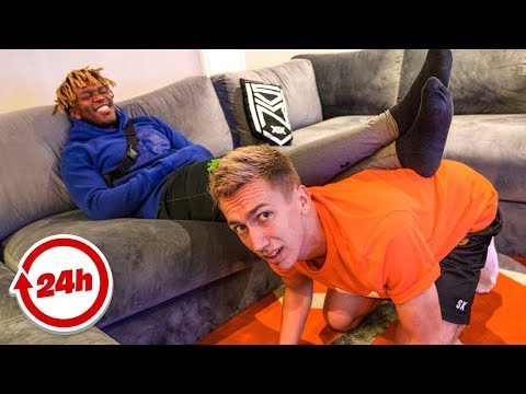 BEING KSI'S ASSISTANT FOR 24 HOURS