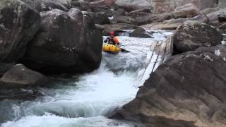 whitewater pack rafting
