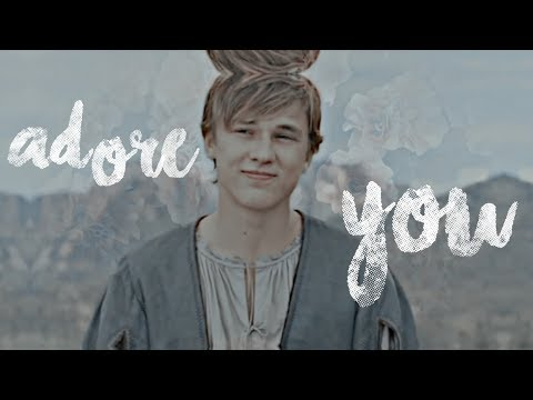 Peter Pevensie || Adore You