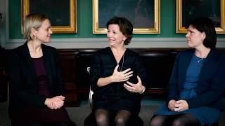 Kvinder i politik