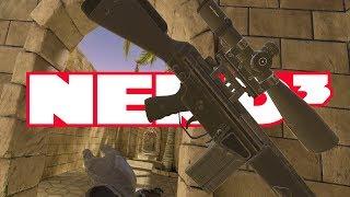 Nerd³ Shoots Terrorists in VR - Pavlov VR