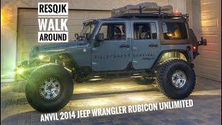 Anvil 2014 Jeep RESQJK Walk Around