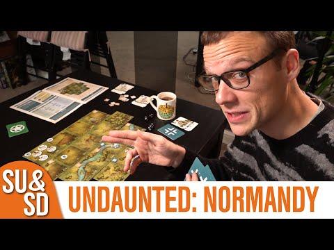 Undaunted: Normandy Review - Sharp as a Box of Bayonets