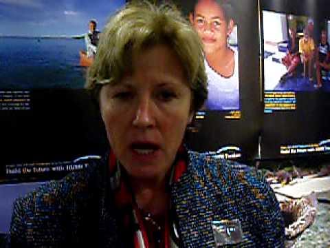 Christine's vlog on Tuvalu from Copenhagen