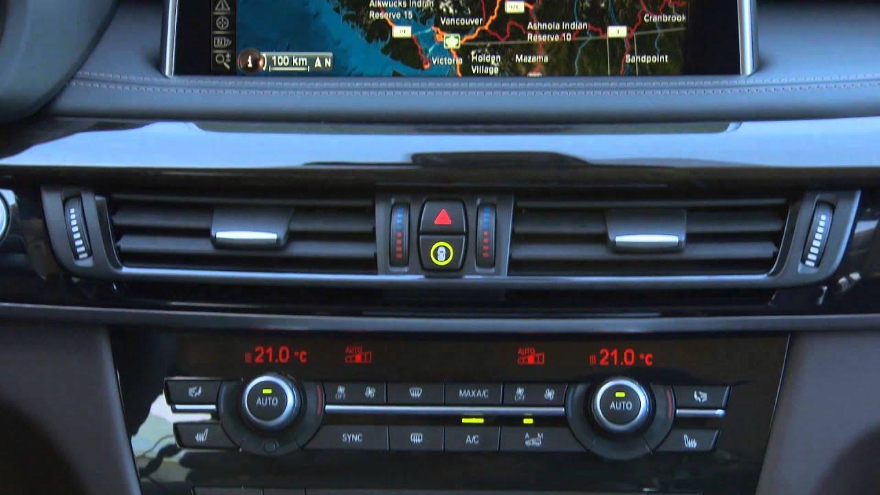 BMW X5 XDrive 50i Interior Review