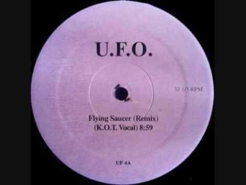 UFO - Flying Saucer (KOT vocal)