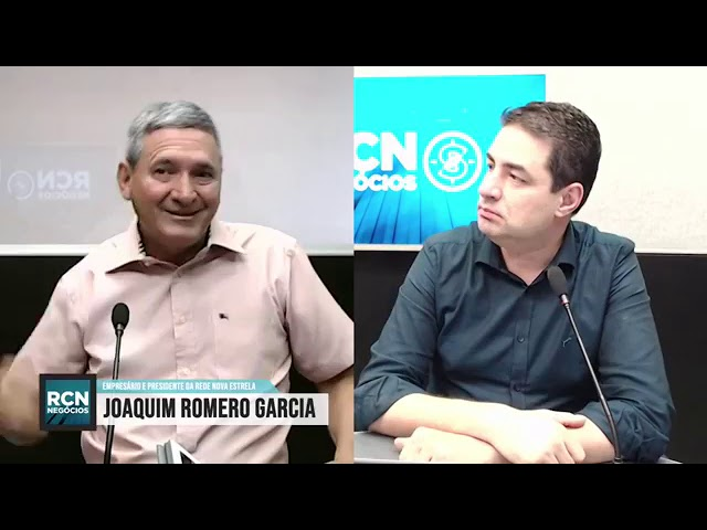 RCN Negócios - Com Joaquim Barbosa