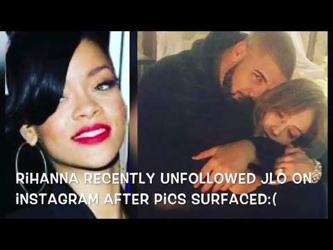 Rihanna REACTS to Jlo and Drake KISSING CAUGHT...