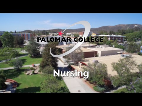 Palomar College CTE: Nursing