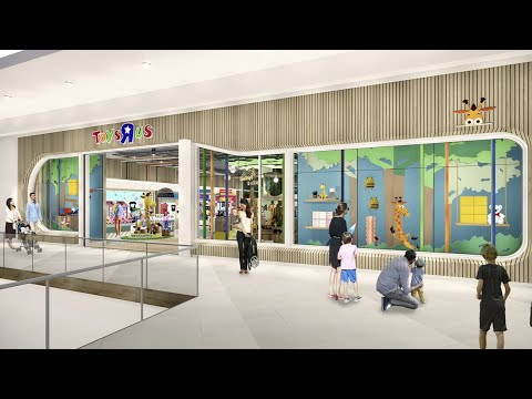Toys R Us Is Coming To The Houston Galleria