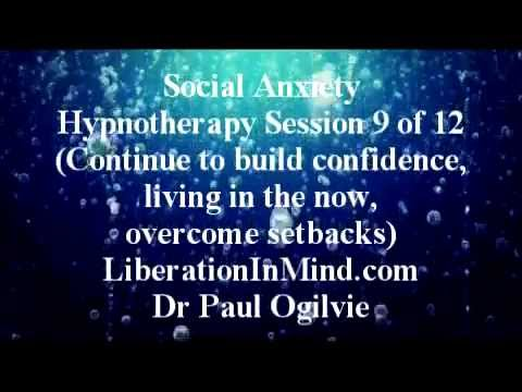 Social Anxiety-FREE Hypnotherapy 9 of 12