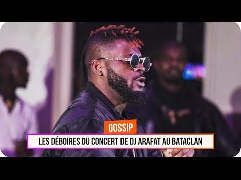 Les déboires du Concert de DJ Arafat au Bataclan