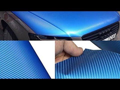 Auto Foliazas Belso Muszerfal Ford Focus Karbon Folia Youtube