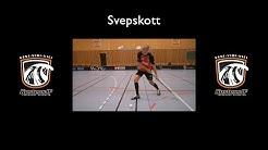 """5. Svepskott. Kustens IF """"Röda Tråden"""""""