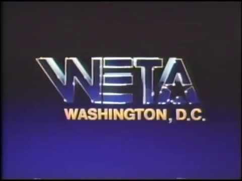 WETA-TV Logo - 1983