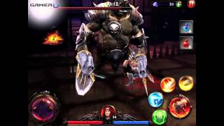 Eternity Warrior 3 - Les Guerriers au Combat des Cyclopes