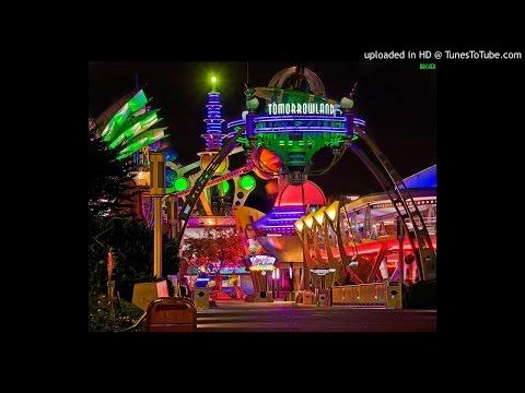 Magic Kingdom  Tomorrowland  Area Music 19892003  Complete Loop