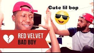 Red Velvet Bad Boy  { R&B heads React}