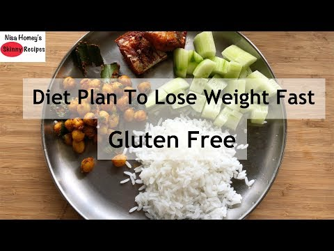 Full Day Indian Diet Plan For Weight Loss - Healthy Gluten Free Meal Plan   Skinny Recipes